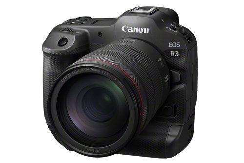 Canon EOS R3 : les EXIFs d'une photo dévoilent la définition de son capteur