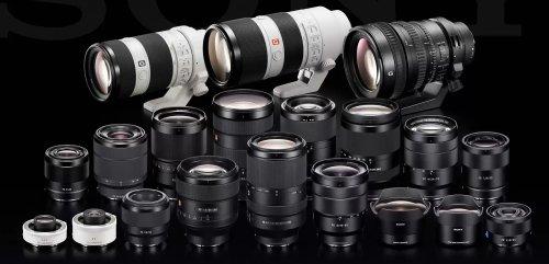 ODR Sony hiver 2021 : jusqu'à 600 € de remise immédiate sur une sélection d'hybrides et d'optiques plein format