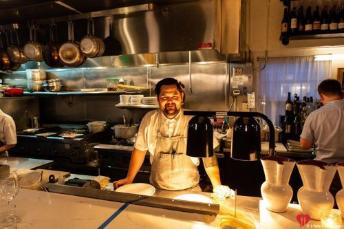 Pop-up dinner in Norfolk will have distinct vegetarian, omnivore menus