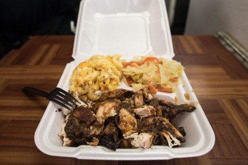 Some of the best Jamaican jerk in Hampton Roads has returned — with lines around the block