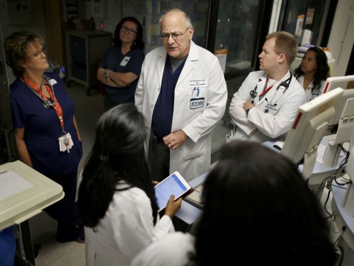A Norfolk doctor found a treatment for sepsis. Now he's trying to get the ICU world to listen.