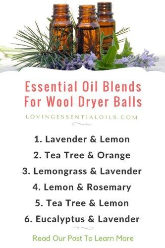 DIY Essential Oil Wool Dryer Ball Blend | Living essentials oils, Essential oils for laundry, Essential oil blends