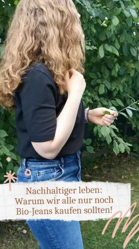 Nachhaltiger leben mit nachhaltiger Kleidung: Gründe für Bio-Jeans & ARMEDANGELS Rabattcode | Pinterest
