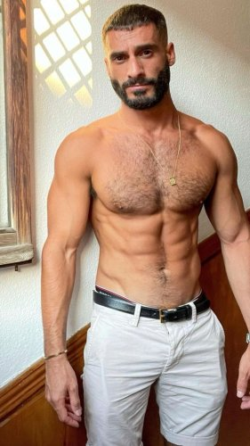 Pin on Hottest Hunks.