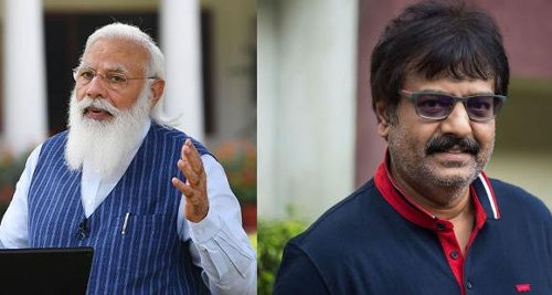 Vivek Passes Away: PM Modi mourns Tamil actor's demise; Says 'His untimely death has left many saddened'