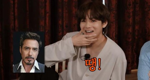 Run BTS Ep 140: BTS' hilarious outburst as V fails to recognise Robert Downey Jr. aka Iron Man is UNMISSABLE