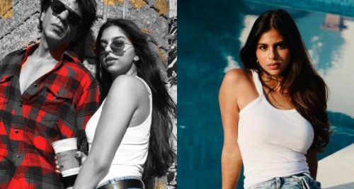 Shah Rukh Khan won the tag of 'best father' with just one comment on Suhana Khan's pics