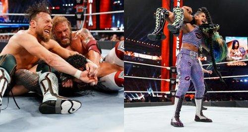 Roman Reigns vs Edge vs Daniel Bryan or Sasha vs Bianca: Which WrestleMania 37 main event was your favourite?