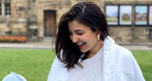 Athiya Shetty turns photographer for Anushka Sharma as the duo bonds in UK; What's cooking?