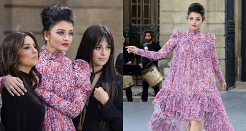 Throwback Tuesday: When Aishwarya Rai Bachchan strutted down the ramp with Camila Cabello & Eva Longoria