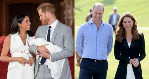Prince Harry & Meghan Markle's son Archie video calls Kate Middleton, Prince William & Queen on 2nd birthday