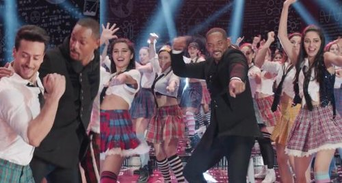 2 Years Of SOTY 2: When Will Smith ticked his bucket list idea with Tiger Shroff, Ananya & Tara on Radha song
