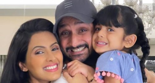 EXCLUSIVE: Geeta Basra on embracing motherhood second time: 'Our house is bursting with fun and laughter'