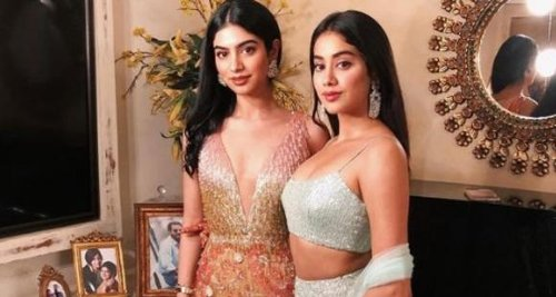 Janhvi Kapoor and Khushi Kapoor's lavish, expansive and dreamy Mumbai home will make you go 'Wowza'