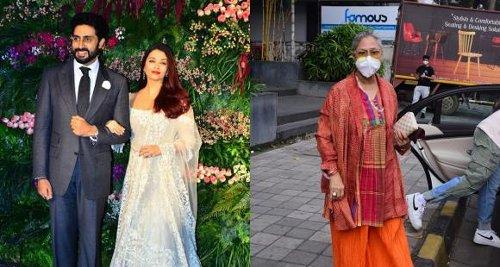 Abhishek Bachchan REVEALS how wife Aishwarya Rai & mom Jaya Bachchan reacted after watching The Big Bull