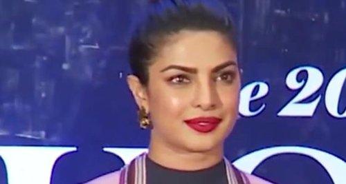 Throwback: Priyanka Chopra Jonas' reaction to Deepika Padukone being her competitor is iconic; WATCH