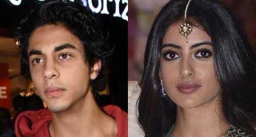 From Aryan Khan to Navya Naveli Nanda, Here are 5 Star kids who opted out from the acting world