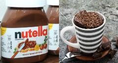Discover nutella recipes