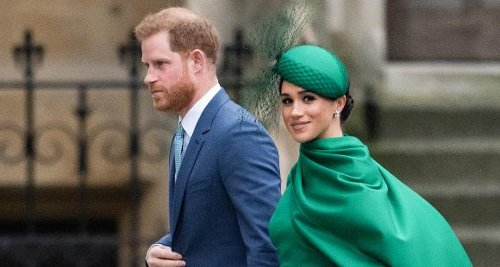 Prince Harry to RETURN to the UK for Princess Diana's statue unveiling with 'secret guest' Meghan Markle