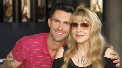 Maroon 5 Enlist Stevie Nicks for New Song: Listen