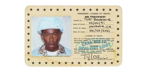 Tyler, the Creator: Call Me If You Get Lost