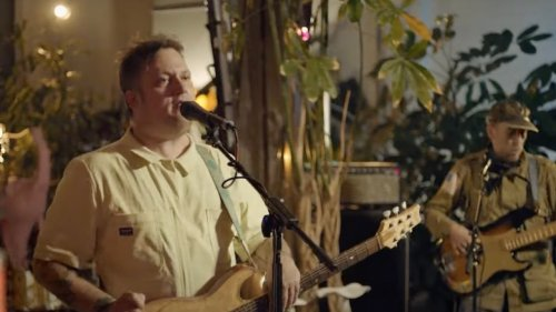 """Watch Modest Mouse Perform """"We Are Between"""" on Fallon"""