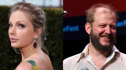 Justin Vernon Teases New Taylor Swift Collaboration