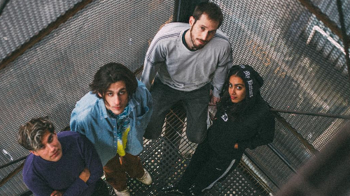 Crumb Announce New Album Ice Melt