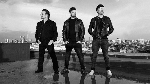 "Bono and the Edge Join Martin Garrix on New Song ""We Are the People"": Listen"
