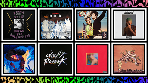 The 200 Best Albums of the Last 25 Years, According to Pitchfork Readers