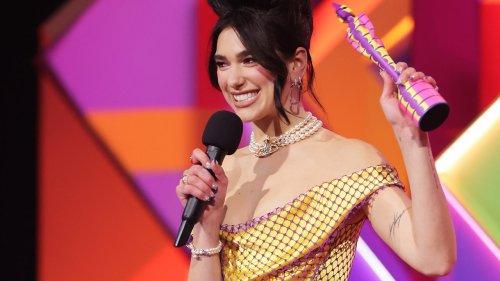 BRIT Awards 2021 Winners: HAIM, Dua Lipa, Billie Eilish, the Weeknd, and More