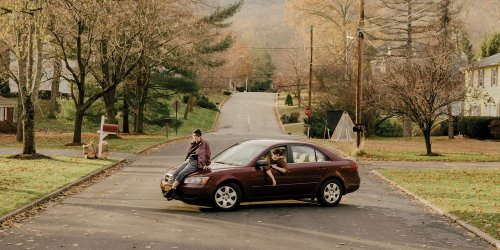 Adult Mom: Driver