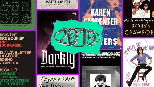 The Best Music Books of 2019