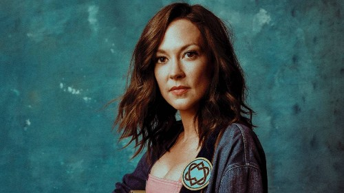 "Listen to Amanda Shires' New Song ""Our Problem"" With Cyndi Lauper, Jason Isbell, Peaches, More"