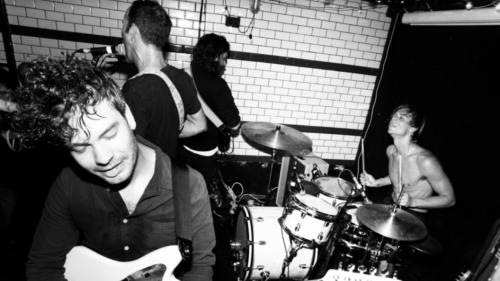 Preoccupations and Metz Announce Tour