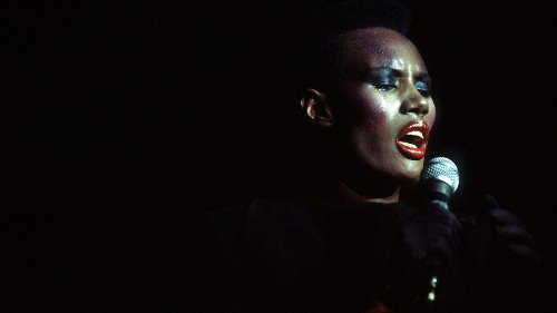Grace Jones Album Covers Disappear From Streaming Due to Rights Issue