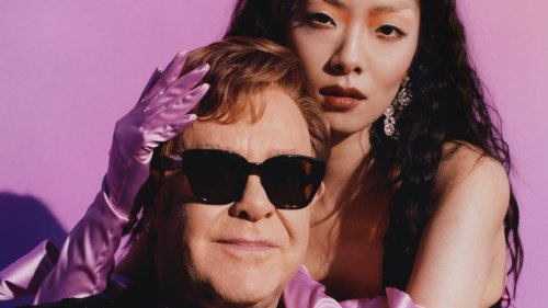 "Rina Sawayama Taps Elton John for New ""Chosen Family"""