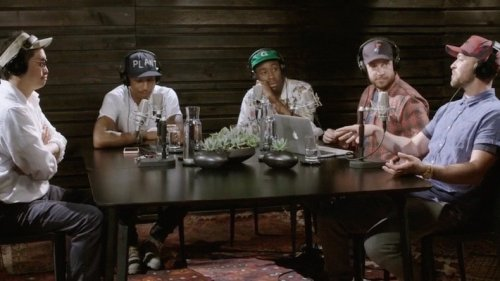 Justin Timberlake, Tyler, the Creator, Chad Hugo Appear on Pharrell's Beats 1 Show