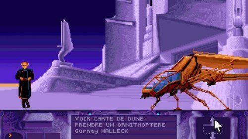 Comment (re)jouer gratuitement au jeu vidéo Dune de Cryo Interactive ?