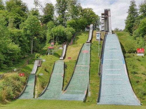 Wandern in Brandenburg: Unterwegs auf dem Gipfelstürmer von Falkenberg nach Bad Freienwalde