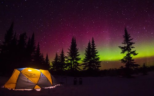 Where to See the Northern Lights in the US | Places.Travel