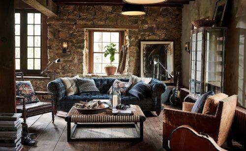 Ralph Lauren Home nous propose ses collections pour l'automne 2021