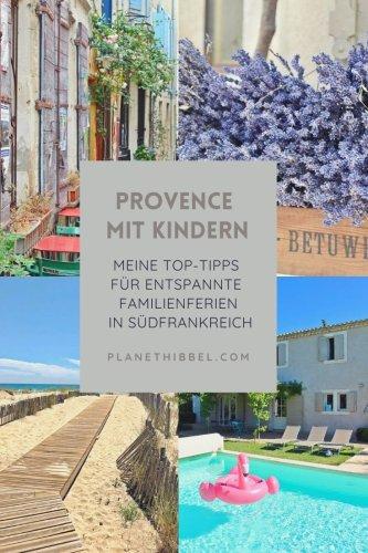 [Die Provence mit Kindern] Von Päpsten, Lavendelfeldern und dem süßen Savoir Vivre