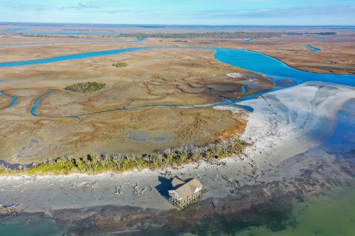 An Open Space Plan for Cultural Landscapes, Resilience, and Growth in the Coastal Southeast