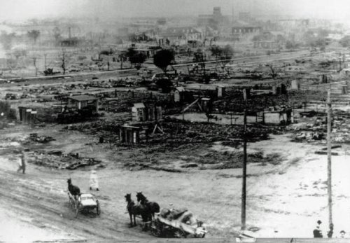 The Tulsa Race Massacre: A Century Later