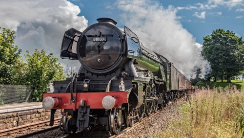 The Flying Scotsman to go steaming through Salisbury
