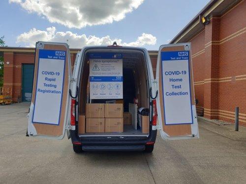 Buckinghamshire Council launch mobile units for coronavirus testing