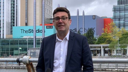 Andy Burnham vows to accelerate plans for London-style transport