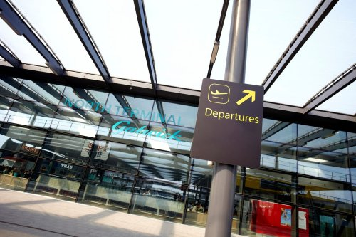 Man swallowed 50 packets of cocaine before flying to Gatwick