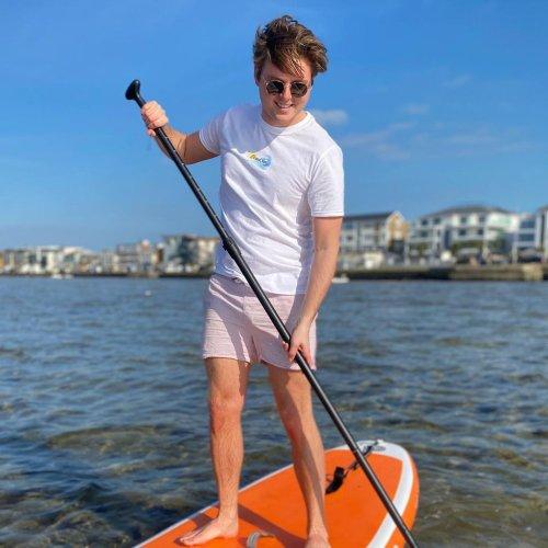 Meet Dorset's self-made weatherman